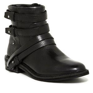 Dolce Vita Kiera Belted Moto Boots